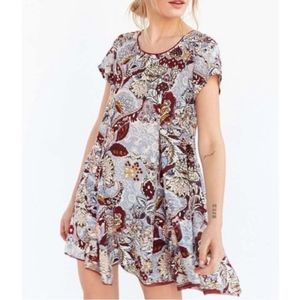 Urban Outfitters Silence + Noise Floral Dress